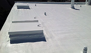 Flat and Low Sloped Roof Restoration